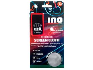Салфетка INO для экранов 32х31+салфетка д/очков 20х20