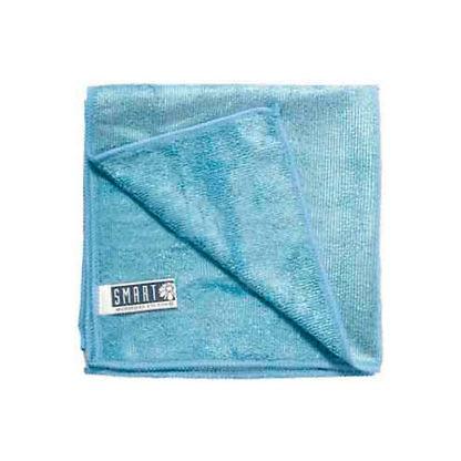 Салфетка универсальная 32×31 голубая SMART